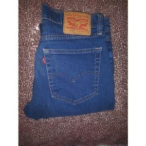 Levi Strauss 559 jeans size w32/ l 34